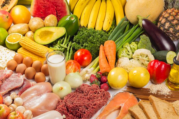 flexitarian diet produce groceries 720